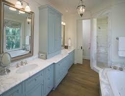 Blue Bathroom Vanity by 15 Blue And White Bathroom Designs Ideas Design Trends