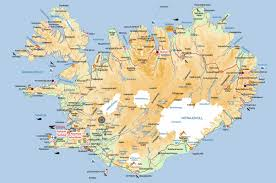 Iceland World Map Faq The Official Site For Gullfoss Waterfall