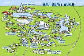 Map Of Hollywood Studios Guide