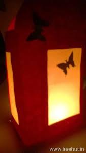 diwali paper lantern template treehut craft ideas