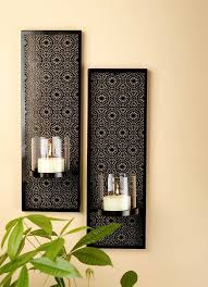 home decor with candles black wall sconces candle holder foster catena beds beautiful