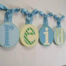 wooden letters for nursery nursery wall letters