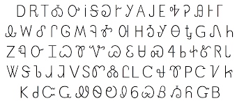 american indian native american language fonts typophile