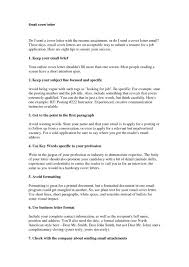 lay out of a cover letter cover letters layout ecpm departement