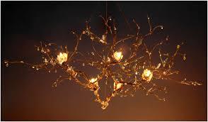 branch chandelier floating branch chandelier
