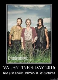 Walking Dead Valentines Day Meme - 17 mejores im磧genes sobre walking dead en pinterest temporadas