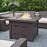 Patio Tables With Fire Pit Amazon Best Sellers Best Outdoor Fire Tables
