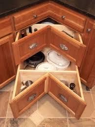 Corner Cabinet Storage Ideas 20 Practical Kitchen Corner Storage Ideas Shelterness
