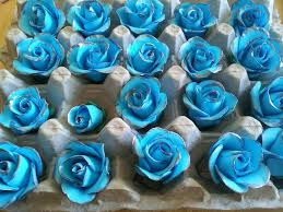 silver roses blue and silver roses by cupcake killer on deviantart