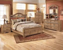 Farmer Furniture King Bedroom Sets Furniture Ashley Furniture Porter Collection Uses A Deep Finish