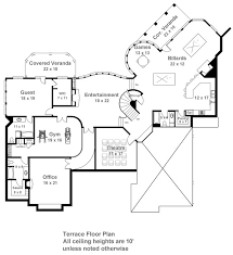 pontarion 6014 4 bedrooms and 5 baths the house designers