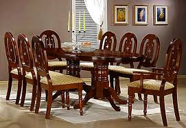 19 7 piece dining room sets kerala style carpenter works