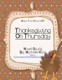 magic tree house thanksgiving on thursday tpt