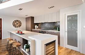 How To Make A Backsplash In Your Kitchen Awesome White Kitchen Set With Best Cabinets And Grey Glass