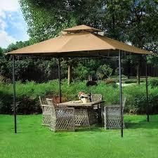Metal Gazebo 8 X 10 by Amazon Com 10 U0027 X 10 U0027 Grove Patio Canopy Gazebo Patio Lawn