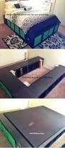 Platform Storage Bed King Plans by Bed Frames Platform Storage Bed King Size Storage Bed Plans Bed