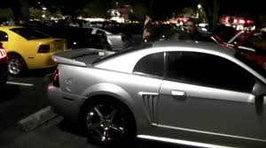 Black Chrome Wheels Mustang Dubsandtires Com 2004 Ford Mustang Cobra Silver Staggered Wheels