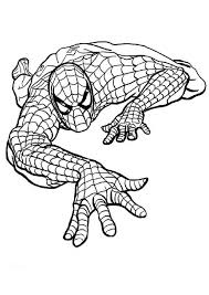 lego spiderman coloring pages kids coloring
