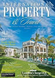 international property u0026 travel volume 24 number 1 by