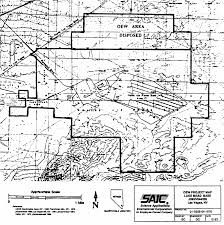 Lake Mead Map Lake Mead Base United States Nuclear Forces