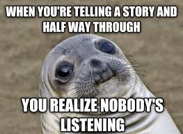 Shame On You Meme - awkward moment seal wants to help you express your profound shame