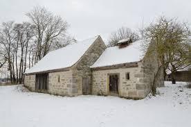 Bad Windsheim Freilandmuseum Das Flachsbrechhaus