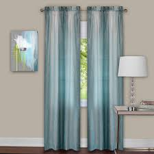 chf rainbow ombre tailored curtain panel pair with optional
