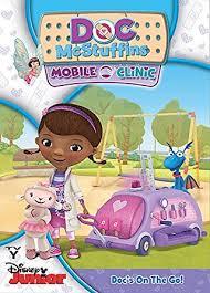 amazon doc mcstuffins mobile clinic doc mcstuffins movies u0026 tv