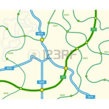Blank Road Map Template by Background Clipart Road Map Pencil And In Color Background