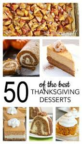 10 showstopping thanksgiving desserts tables pumpkin