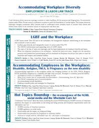 Workers Compensation Light Duty Policy Cle By The Sea Lgbt And The Workplace Orange County Lavender