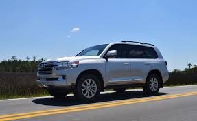 toyota land cruiser 2017 toyota land cruiser hd road test review 3 videos