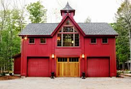 carriage house yankee barn homes