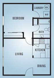500 Sq Ft Studio Floor Plans The 25 Best One Bedroom House Plans Ideas On Pinterest One