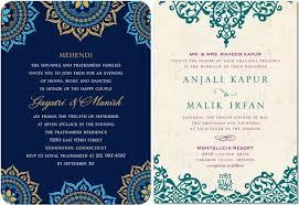 south asian wedding invitations indian wedding invitation plumegiant