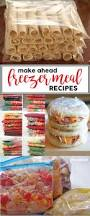 Ideas For Dinner by Make Ahead Freezer Meals Homemade Recipes And Ideas To Save Time