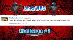 Challenge Setup Miners Challenge 9 Fast Low Medium Reborn Setup