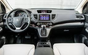 Honda Vezel Interior Pics Comparison Honda Cr V 2016 Vs Honda Vezel G 2016 Suv Drive