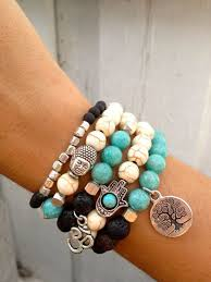 bracelet natural stone images 5 natural stone bracelets for protection love balance health jpg