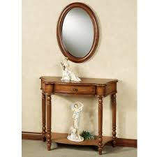 Z Oak Console Table New Console Table With Mirror Set 23 For Your Small Oak Console