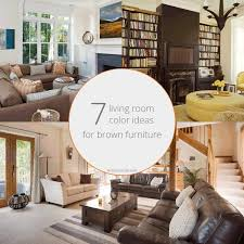 Living Room Colors That Go With Brown Furniture 7 Most Attractive Living Room Color Ideas For Brown Furniture In