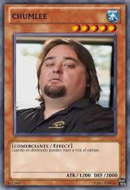 Chumlee Meme - yo no le hago a eso targetas yugi oh version meme pinterest