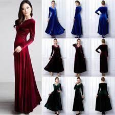 plus size casual maxi dresses for women ebay