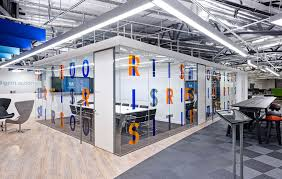 Dropbox Corporate Office A Strong Statement At Sandows New York Headquarters Corporate