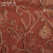 Upholstery Fabric Free Samples Estate Terracotta