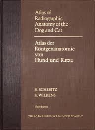 Dog Anatomy Book Atlas Of Radiographic Anatomy Of The Dog And Cat Horst Schebitz