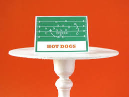Diy Football Decorations 51 Best Birthday Party Or Tailgate Images On Pinterest Football