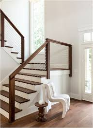 Staircase Banister Adorable Staircase Railing Ideas Best Ideas About Stair Railing On