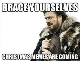 Nerd Memes - merry christmas and happy holidays from the nerd report team