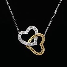 s day pendants 2017 s day women gifts heart initial letter